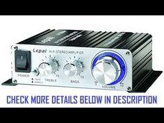 Lepai_LP-2020A+_Tripath_TA2020_Class-T_Hi-Fi_Audio_Amplifier_with_Power_Supply.mp4 - Get it on Amazon:  http://www.amazon.com/dp/B015MQEF2K - http://outdoors.tronnixx.com/uncategorized/lepai_lp-2020a_tripath_ta2020_class-t_hi-fi_audio_amplifier_with_power_supply-mp4/