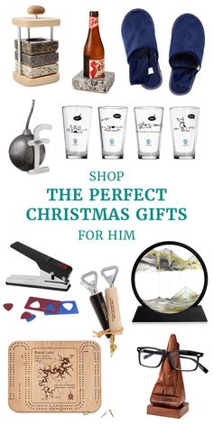 Gift guide holiday gift guide and holiday gifts on pinterest for What to get the man who has everything for christmas