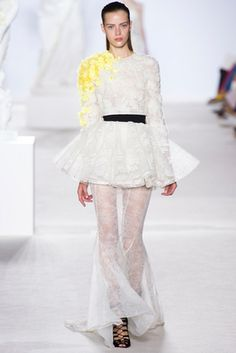 Giambattista Valli Fall 2013 Couture Fashion Show: Complete Collection - Style.com