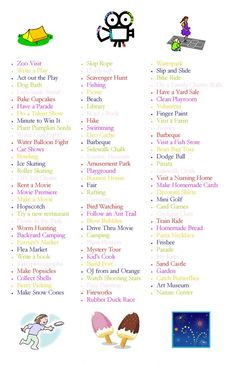 100 Things to Do This Summer - this list will make sure to send the boredom blues away. Pick something different each day and never run out of fun things this summer. http://madamedeals.com/100-things-to-do-this-summer/ #inspireothers