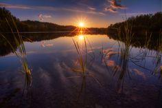 Three suns. by Per Ardne, via 500px