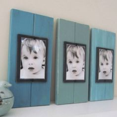 Picture Frame Display Ideas | DIY picture frame display | DIY Ideas I love!