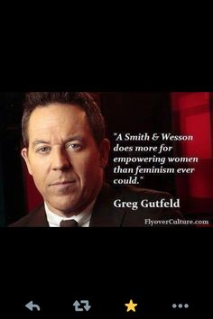 Greg Gutfeld - So true! Greg Gutfeld, Liberal Logic, Political Quotes, Conservative Politics, Great Quotes, Feminism, Wise Words, Life Quotes, Knowledge