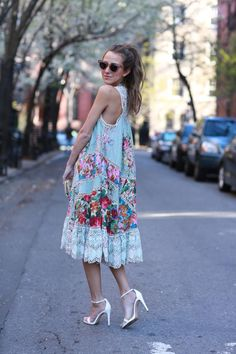 Spring Style: Florals