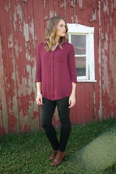 Regally Soled: Autumn Casual