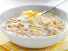 Raňajky v mikrovlnnej rúre za 5 minút: 10 lahodných nápadov - Mňamky-Recepty. Baby Food Recipes, Healthy Recipes, Healthy Food, Clotted Cream, Recipe Search, Shake Recipes, Pinterest Recipes, Recipe Of The Day, Macaroni And Cheese