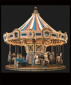 Want this in my backyard! Amusement Park Rides : Fantasy Carousel