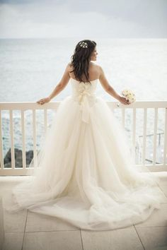 Vera Wang IG029 Tulle: buy this dress for a fraction of the salon price on PreOwnedWeddingDresses.com