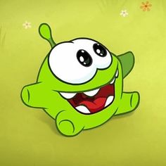 Cut the Rope games, Om Nom and Nommies Official Website Drawing Cartoon Characters, A Cartoon, Cartoon Drawings, Cut The Ropes, Cute Memes, All Things Cute, Mandala Coloring, Funny Faces, Felt Crafts