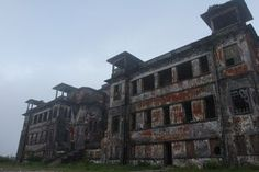 The City of Ghosts. The Bokor Palace, Cambodia Natural Curiosities, Palace Hotel, Hill Station, Ghosts, Cambodia, Nepal, Laos, 1920s, Abandoned