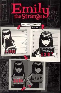 DARK HORSE COMICS (W) Rob Reger & Various (A) Buzz Parker Emily the Strange is not your ordinary thirteen-year-old girl-she's got a razor-sharp wit as dark as her jet-black hair, a posse of moody blac