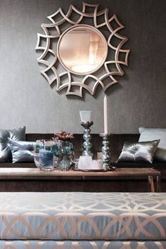 Art Deco Fashion, Mirror, Furniture, Home Decor, Style, Swag, Decoration Home, Room Decor, Mirrors