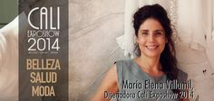 María Elena Villamil, diseñadora caleña que estará en Cali Exposhow 2014 lanzó su nueva colección, entérate de los detalles en http://www.jetset.com.co/sociedad/cali/galeria/maria-elena-villamil-nueva-coleccion/96912