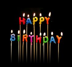 Happy Birthday to you-know-who-you-are! Luv xoxoxoxoxox