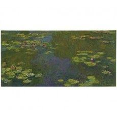 La série de Le bassin aux nympheas de Monet est œuvres plus matures, histoire de l'art reconnues comme un chef-d'œuvre, de 1914 à 1917 a créé environ 60, et puis aussi beaucoup de modifications, est un grand groupe de peintures. En général, mieux que la peinture dans la période 1903-1908, bien sûr, une question de préférence personnelle.