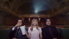 UNDERCRANKED NEWS: Prada Candy L'Eau, Wes Anderson + Roman Coppola, Episode 1