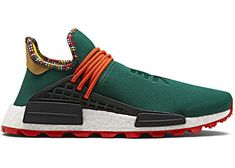 71d620948f76b Check out the adidas NMD Hu Pharrell Inspiration Pack Green available on  StockX Fashion Shoes
