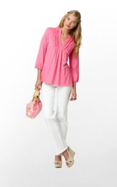 Lilly Pulitzer Hotty Pink