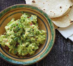 Annabel Langbein Chunky Guacamole Recipe