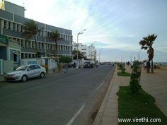 Pondicherry Beach Road