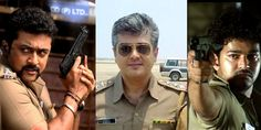 Tamil cinema's leading actors have now started to like negative roles in their films like how Ajith did.