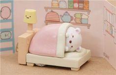 Sumikkogurashi animals home figure collection miniature blind box from San X