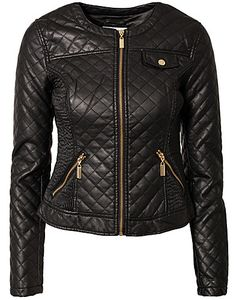 Just love this jacket, had to have it :)