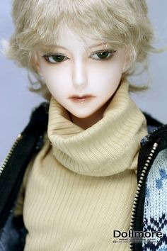 Model Doll M - Uri Rich|DOLKSTATION - Ball Jointed Dolls Shop - Shop of BJD Dolls