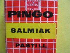 Sereksen Pingo -salmiakkipastillirasia