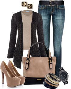 """Casual"" by ccroquer on Polyvore"
