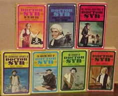 DR. SYN BOOKS by Russell Thorndike