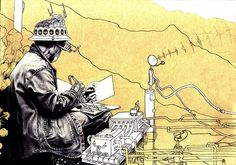 Jamy van Zyl - Drawings - Artists Inspire Artists