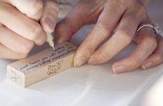 Alternativa para o livro de assinaturas no casamento