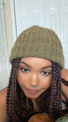 Black Girl Aesthetic, Aesthetic Hair, Twists, Hair Inspo, Hair Inspiration, Curly Hair Styles, Natural Hair Styles, Dreads, Pretty Black Girls