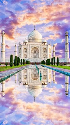 Architecture Discover Voyager : The & Mahal& Agra India. Beautiful Mosques Beautiful Buildings Beautiful Places To Visit Wonderful Places Taj Mahal Paris Wallpaper Studio Background Images India Architecture Beautiful Nature Wallpaper Beautiful Places To Visit, Cool Places To Visit, Wonderful Places, Beautiful World, Taj Mahal, Eiffel Tower Photography, Nature Photography, Travel Photography, India Architecture