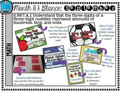 Mandy Tips for Teachers: September Goodies, Freebies, and MORE!
