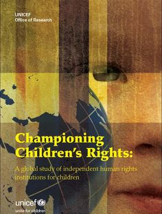 Independent institutions bring an explicit child focus to traditional adult-oriented governance systems. Acting as direct mechanisms for accountability, they fill gaps in checks and balances and make sure that the impact of policy and practice on children's rights is understood and recognized.