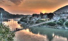 Visit Places In #Rishikesh
