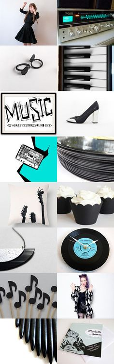 Summer party by mélanie gibault on Etsy--Pinned with TreasuryPin.com