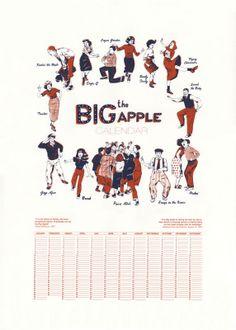 The Big Apple Calendar
