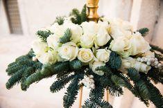 Un matrimonio natalizio ispirato al ballo delle debuttanti: Daniela e Mario   Wedding Wonderland