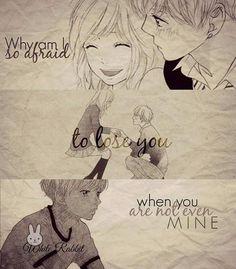 Manga Quotes - Ao Haru Ride