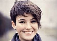 undercut curly hairstyles women round face - Bing Images | Short ...