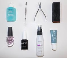 DIY Manicure Must-Have Products