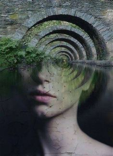 Nympha's dream - by Antonio Mora (1957)