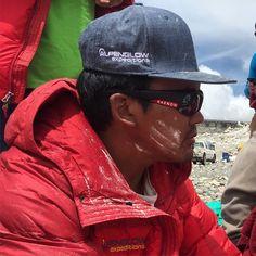 99b22cddcb Dorji Sonam Sherpa has summit  Everest 16 times. Kaenon  Hard Kore   Polarized