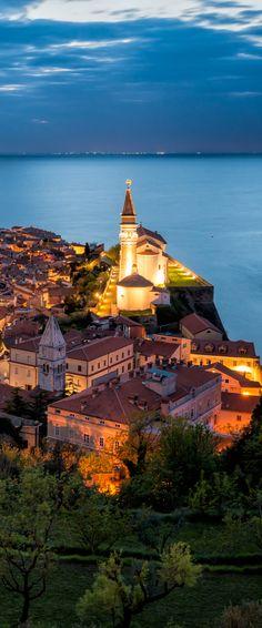 Piran, southwestern Slovenia
