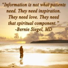 Bernie Siegel, MD, one of the top teachers of spirituality in medicine-see him at #LaughFest