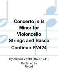 Concerto in B Minor for Violoncello Strings and Basso Continuo RV424 - http://actuasonglyrics.com/product/concerto-in-b-minor-for-violoncello-strings-and-basso-continuo-rv424/