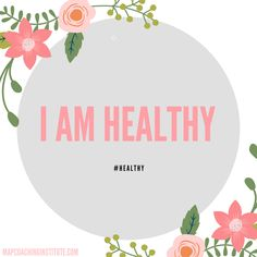 Healthy...and grateful for it! #health